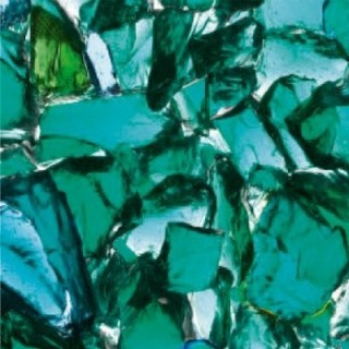 Detalle de cristales de AFM