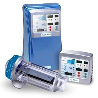 Equipo de electrólisis salina
