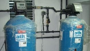 Decloración y recuperación de agua