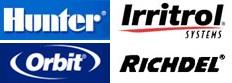 logos de las mejores marcas de riegos automáticos