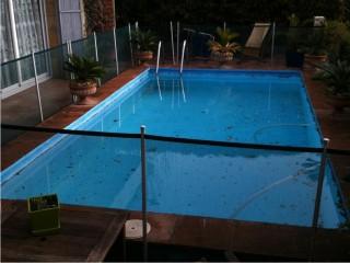 Reforma de piscina Bauman - Antes