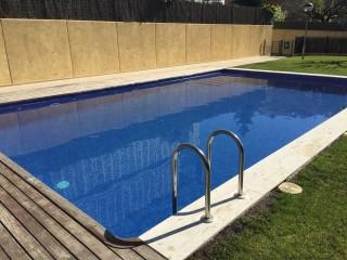 Reforma de piscina Enjoy Llars - Después