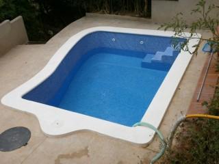 Reforma de piscina Gadea - Después