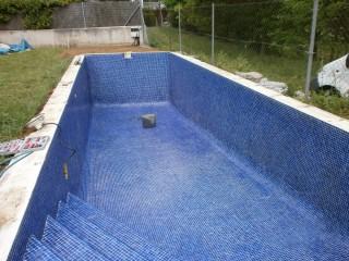 Reforma de piscina Marta - Antes