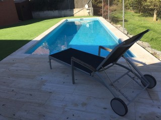 Reforma de piscina Marta - Después