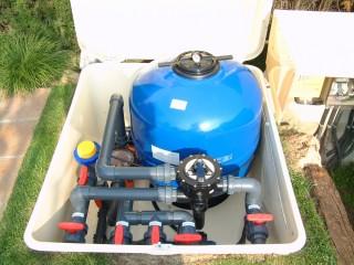 Aparatos de depuración y mantenimiento de piscinas