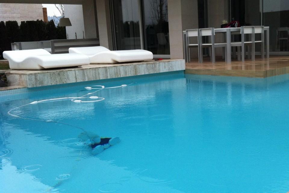 ¿Cuándo cambiar el sílex de tu piscina?